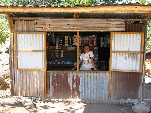 The corner store in East Timor is a little different to those you find back home