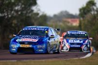 Marke Winterbottom Skye City Triple Challenge, 2012 Australian V8 Supercar Championship   © Ford Performance Racing