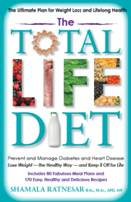 Shamala Ratnesar's Book the Total Life Diet | © Shamala Ratnesar