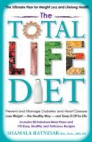 Shamala Ratnesar's Book the Total Life Diet | © Shamala Ratnesar